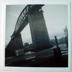 Bridge over Nor'troubled waters